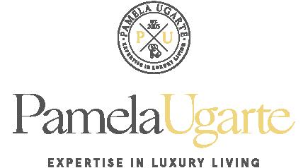 Pamela Ugarte logo.